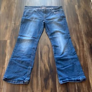 Maurice's size 15/16 Jeans.